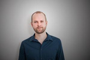 Portrait von Hagen Albers